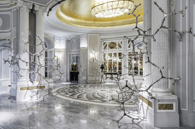 Loris Cecchini - 'Galleria Continua and the St. Regis Rome for a New Era'